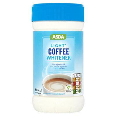 Calories In 100 G Of Asda Asda Light Coffee Whitener