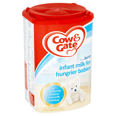 Calories In 100 G Of Asda Cow Amp Gate Hungry Baby Milk