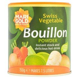 Calories In 100 G Of Asda Marigold Swiss Vegetable