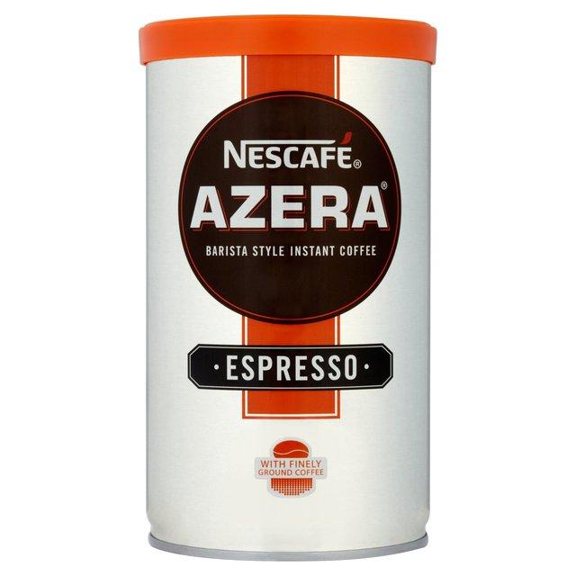 Calories In 100 G Of Morrisons Nescafe Azera Espresso