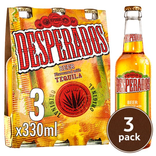 Calories In 100 Ml Of Tesco Desperados Nutristandard