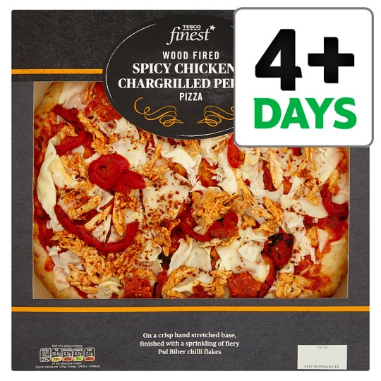 Calories In 100 G Of Tesco Tesco Finest Spicy Chicken And