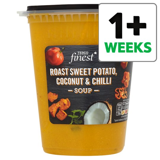 Calories In 100 G Of Tesco Tesco Finest Sweet Potato