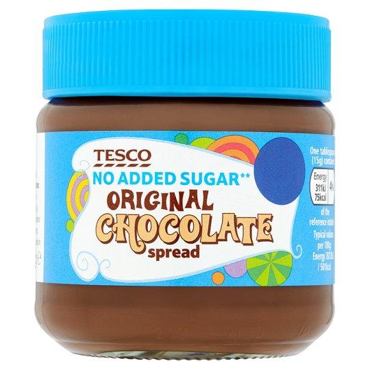 Calories In 100 G Of Tesco Tesco No Added Sugar Original