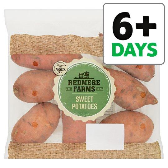 Calories In 100 G Of Tesco Redmere Farms Sweet Potato 1kg