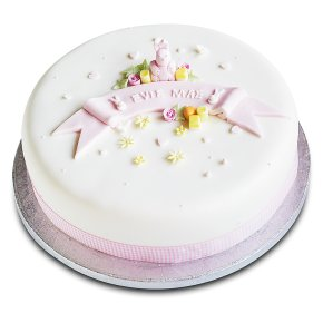 Pleasing Calories In 100 G Of Waitrose Fiona Cairns Toys Cake Pink Bunny Funny Birthday Cards Online Inifofree Goldxyz